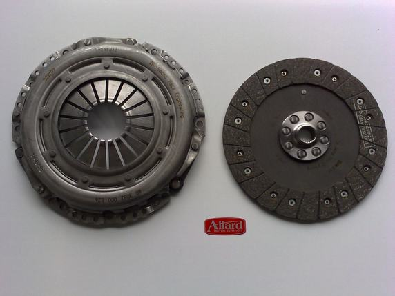 Uprated Clutch Kit