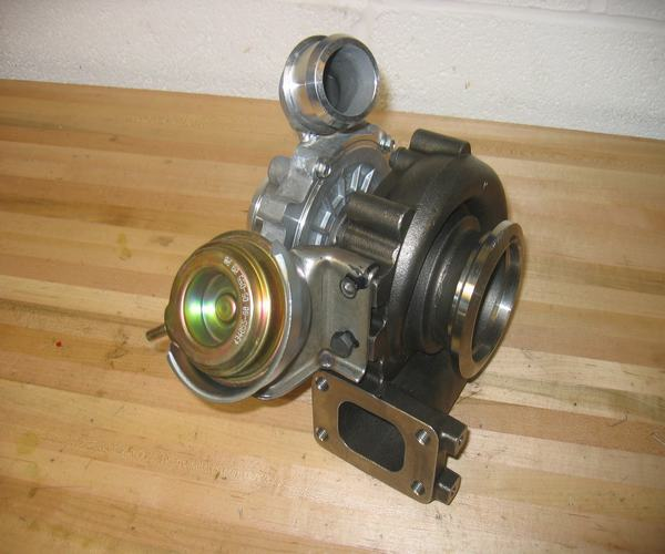 VT4 Turbocharger