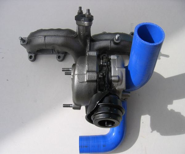 VT2 Allard Turbocharger